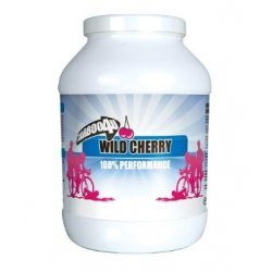 Carboo4U Performance Drink Wild Cherry Pulver