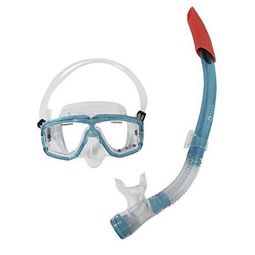 Tauch-Set Diva Flex von Aqua Lung für Damen, Schnorchel-Set, Taucherbrille mit Schnorchel