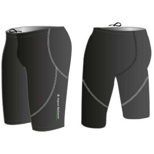 Aqua Sphere Herren Energizer Training Suit Men, schwarz, 6001035