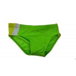 Aqua Sphere Jungen Badehose Badeslip grün, Kinderbadehose, stylisch, hohe Qualität, atmungsaktiv, schnell trocknend