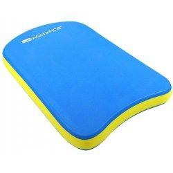 Schwimmbrett, Auftriebshilfe von Aquatics, Blau-Gelb,  Größe Kinder bis 18 kg