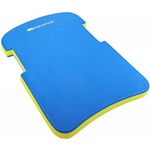 Schwimmbrett, Auftriebshilfe von Aquatics, mit Durchgrifföffnungen, Größe Erwachsene bis 60 kg