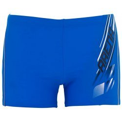 Badehose Velocity Aquashort Kurzjammer Panty Tight Kastenbadehose - Farbe: pixblue-black-white-20313