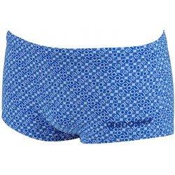 Badehose Diamonds Kastenbadehose Jammer Schwimmshorts von Arena in blue-white 2078571