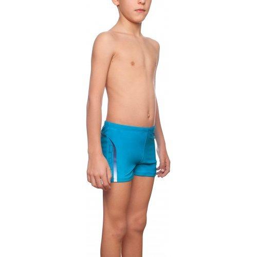 Badehose Aquashort Panty Flex für Jungen von Arena - dark turquiose - 21222