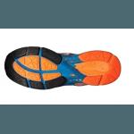 ASICS Noosa Tri10, Herren Triathlon Outdoor Fitnessschuhe T530N Orange (3030-Orange/Blue) - speziell für Triathlons und Ironman-Wettkämpfe entwickelt