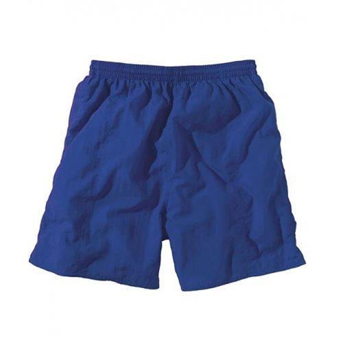 Herren Badeshorts Badehose Boardshort sportlich schick, blau, 4033