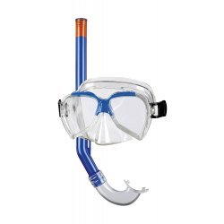 Tauch-Set Ari Kids von Beco, Schnorchel-Set, Taucherbrille mit Schnorchel Größe 4+