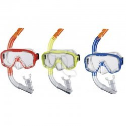 Tauch-Set Bahia Kids von Beco, Schnorchel-Set, Taucherbrille mit Schnorchel Größe 12+
