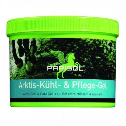 Arktis-Kühl- & Pflege-Gel von Parisol, kühlend und beruhigend, gut haftend und schnell einziehend