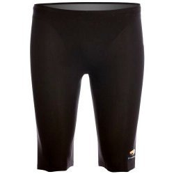 Herren Nero TX Jammer Wettkampf Schwimmhose - FINA Approved für Wettkämpfe - Farbe: schwarz