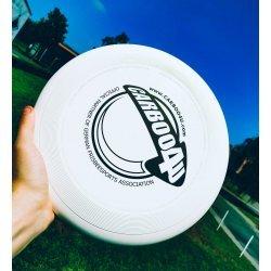 """Carboo4U Special Edition Frisbee - """"Sommer Sonne Frisbee"""" Special Flugscheibe Wurfspiel Garten Geburtstag Spielen - Eurodisc Wurfscheibe, 175g, 28 cm Durchmesser"""