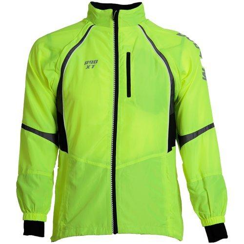 Dobsom - R-90 XT Jacket, Herren, men, sehr komfortabel für viele Aktivitäten wie Laufsport, Walking, Radsport,  gelb