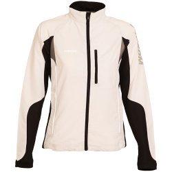 duenne laufjacke weste windstopper damen women run jacket