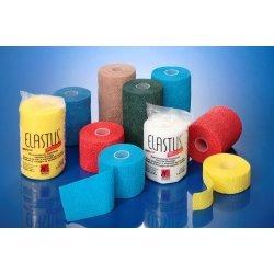 ELASTUS® -active Kohäsive, elastische Binde als Stütz- und Entlastungsverband - latexfrei - 7,5cm x 4,6m