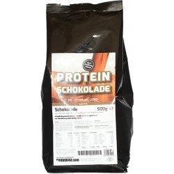 Fitter ins Leben 4K Protein Schokolade, 500g Beutel, Eiweiss-Konzentrat zur Herstellung eines Protein-Kaltgetränkes, leckeres Schoko-Aroma, hergestellt in Deutschland