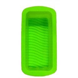 Silikon Brotbackform, Kastenform für Spülmaschinen und Mikrowellen geeignet, perfekt für die Fitter ins Leben Low Carb Brotbackmischung
