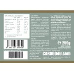 Fitter ins Leben Helles Körner Eiweißbrot Paleo Low Carb  Brotbackmischung - Nur 1,1g/100g Kohlenhydrate! - perfekt für die LowCarb-Diät - vegan - Ohne Soja - Eiweiß 33g/100g