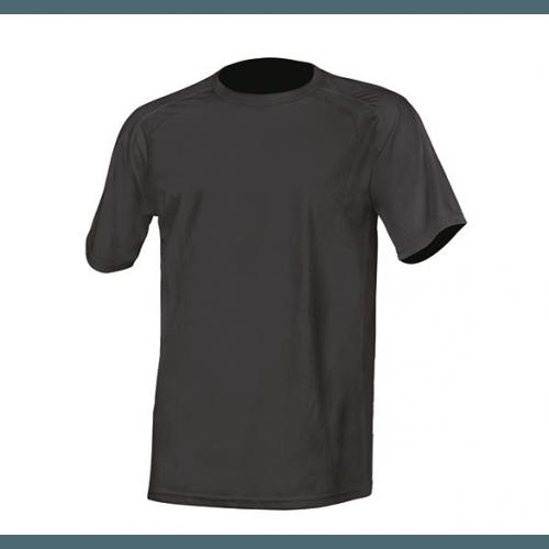 Funktionsshirt mit kurzem Arm von Nath, Unisex-Schnitt mit Mesheinsätzen an den Schultern