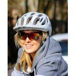 TriEye - die innovative Sportbrille mit integriertem Rückspiegel