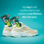 SMELLWELL ACTIVE XL - effektiver Geruchsentferner für Schuhe, Taschen und Sport-Ausrüstungen