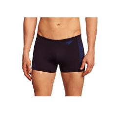 Badehose Monogram  Schwimmshorts Panty von Speedo Schwimmtight Black-Japanblue  8087428574