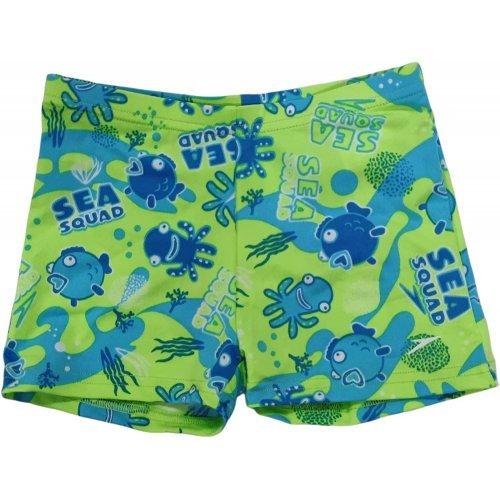 Badehose Imp Klein-Kinder Panty Schwimmshorts von Speedo Neongreen - 8032776987