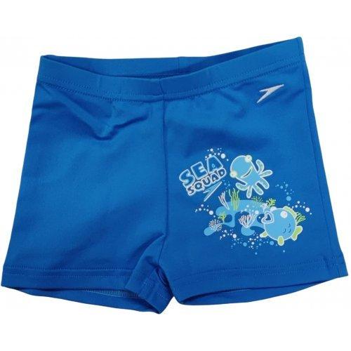 Badehose Urchin Klein-Kinder Panty Schwimmshorts von Speedo Blue - 8032776987