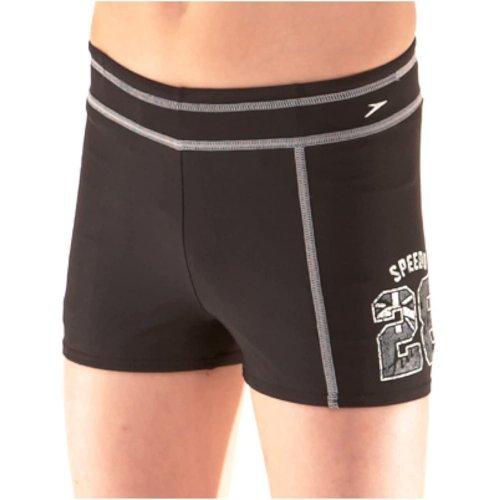 Badehose Panty Solid von Speedo, Schwarz, 8081620001