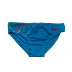 Speedo Jungen Badehose Badeslip blau, Kinderbadehose, stylisch, hohe Qualität, atmungsaktiv, schnell trocknend