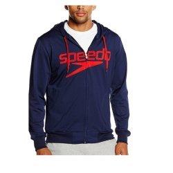 Speedo Herren Sweatjacke MORITZ  - Farbe: Blau - Größe: S - Artikelnummer: 392700