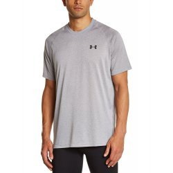 Under Armour Tech Tee Herren Fitness - T-Shirts & Tanks (1228539) - grau Loose