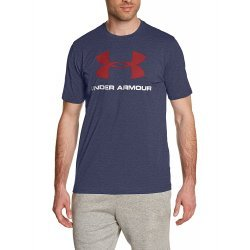 Under Armour Cc Sportstyle Logo Herren Fitness - T-Shirts