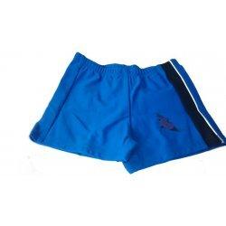 Badehose Schwimmshorts Abu Jr. von Manta, Kinderbadeshorts, blau