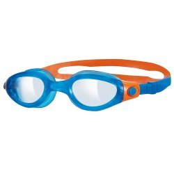 Zoggs Phantom Elite Junior Zoggs Kinder Blau/Orange onesize
