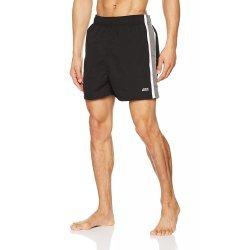 Schwimmshorts Muriwai für Jungen von Zoggs Badehose Bermuda-Shorts Surfhose schwarz-grau