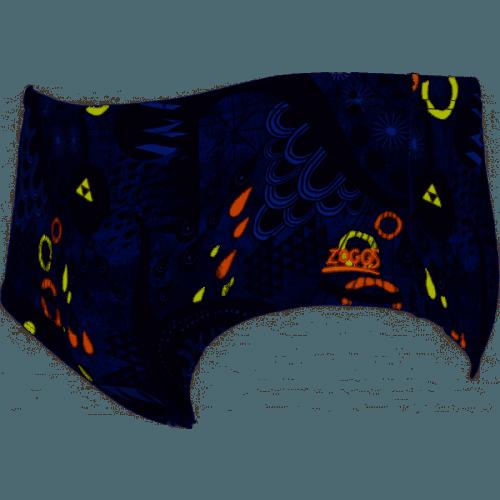 Schwimmshorts Ninja Toggs von Zoggs Badebrief Badeshorts Badehose Schwimmshorts  Wettkamptbrief für Herren