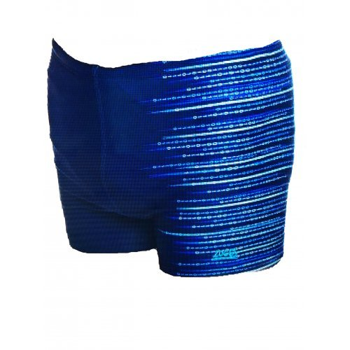 Schwimmshorts Zoggs Number Cruncher Hip Racer Jammer Badejammer Badeshorts Badehose Schwimmshorts lang Wettkampfshorts